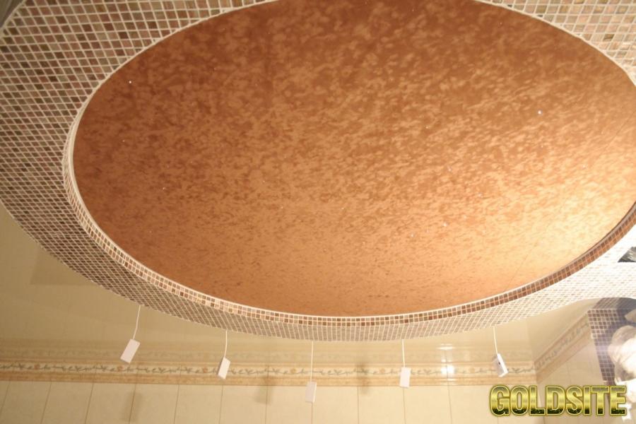Эксклюзивные фактурные натяжные потолки