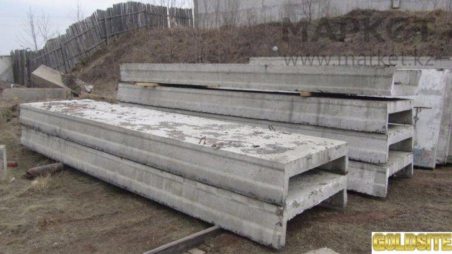 продам плиты перекрытия 12000х3000х150б/у