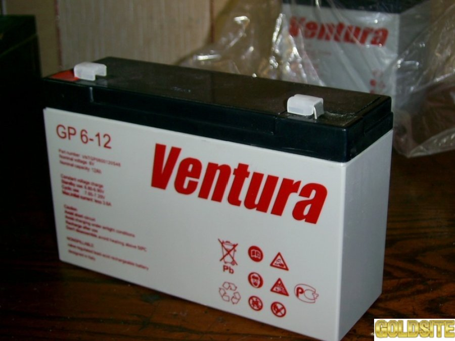 Аккумуляторная батарея 6V/12В для эхолота,  ибп,  детского электромобиля (машинки,  мотоцикла,  скут