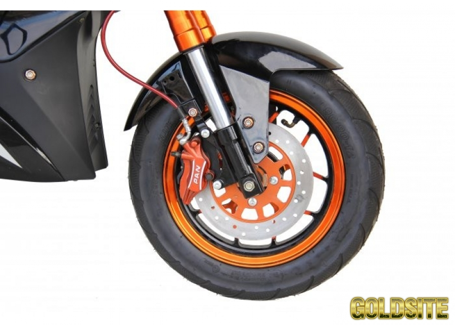 Электромотоцикл Вольта Мотрек