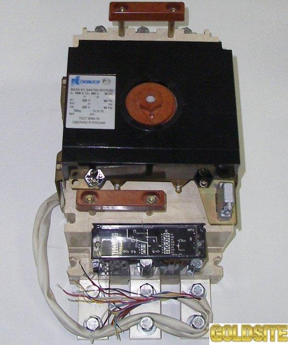 Выключатель автоматический ВА 5241, 5341, 5541, 5641.