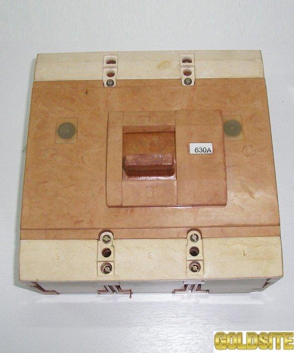 Выключатель автоматический ВА0436 до 400А, ВА5139 до 800А.