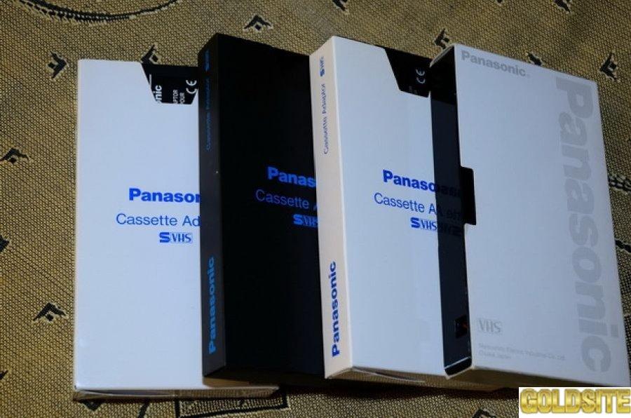 адаптеры VHS-C