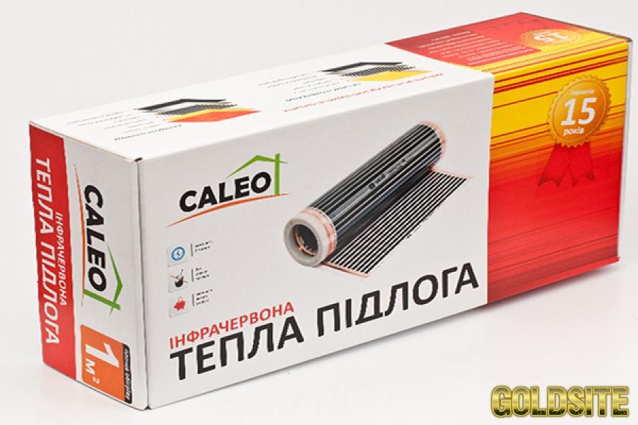 Теплый пол Caleo — пленочный теплый пол,   инфракрасный стержневой теплый пол,   нагревательные маты