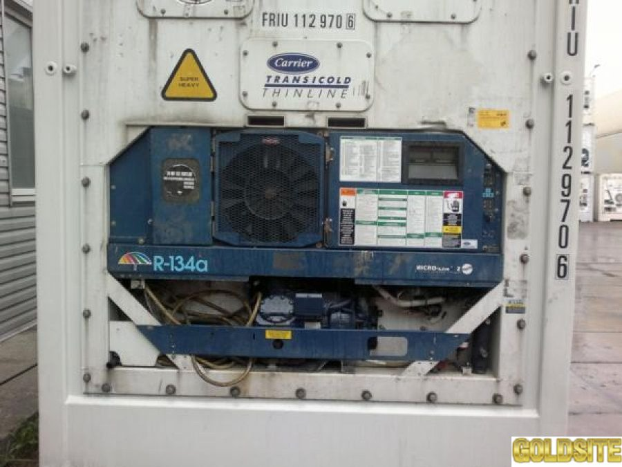 Контейнер рефрижератор HC 40 Фут.