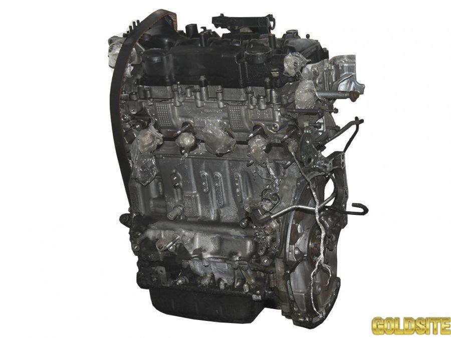 Мотор без навесного оборудования 1. 6HDI 9H02  Peugeot Partner 2008-2015 CITROEN BERLINGO