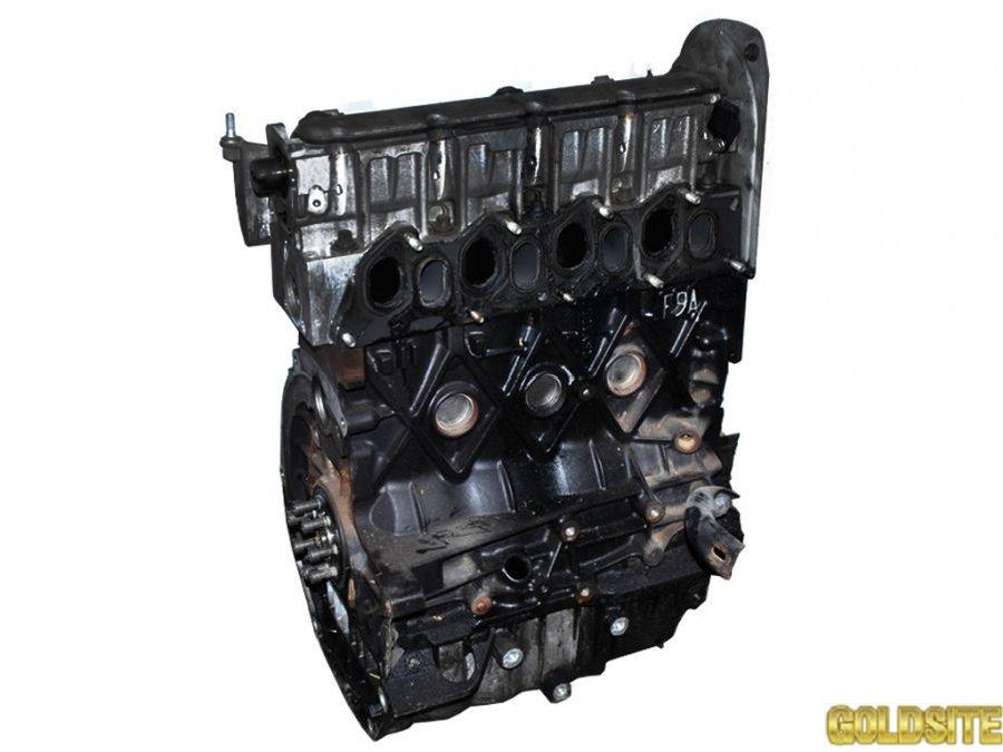 Мотор (Двигатель)  1. 9DCI Renault Megane II 2003-2009 F9A