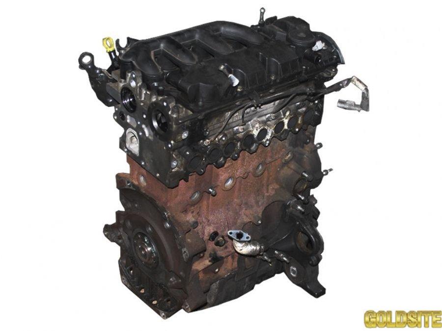 Мотор (Двигатель)  2. 0HDI PEUGEOT EXPERT 2007-  JUMPY FIAT SCUDO  RHK.