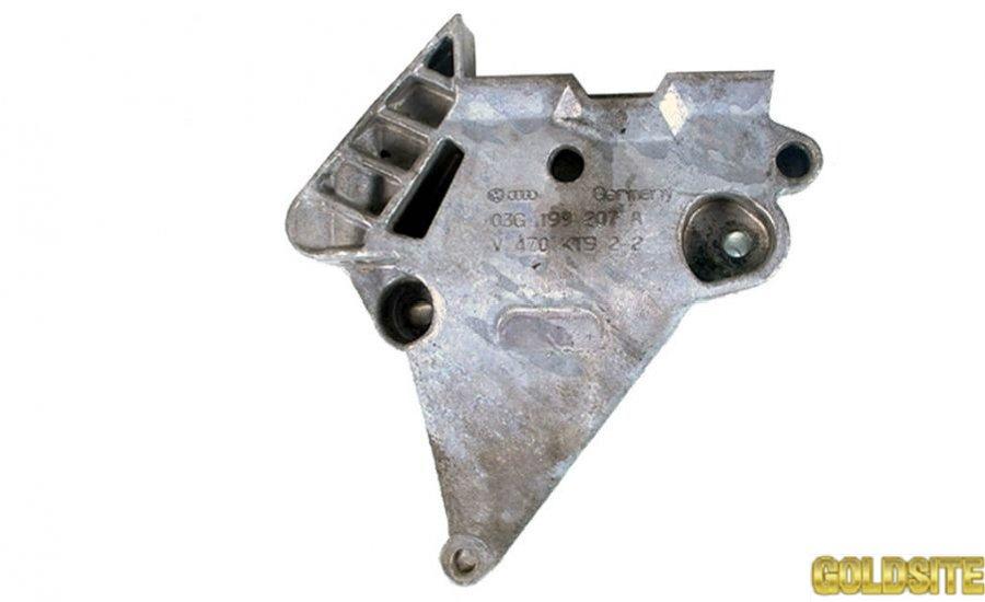 Кронштейн двигателя 2. 0SDI фольксваген кадди 2004-2010 03G199207A  03G199207B