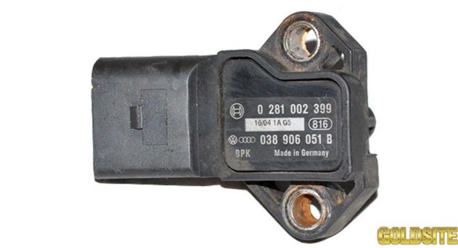 Мапсенсор 2. 0SDI фольксваген кадди 2004-2010  0281002399  038906051В