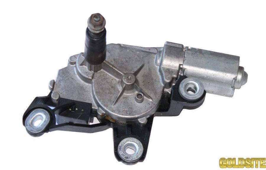 Моторчик стеклоочистителя задний  ляда фольксваген кадди 2004-2010  1T0955711C