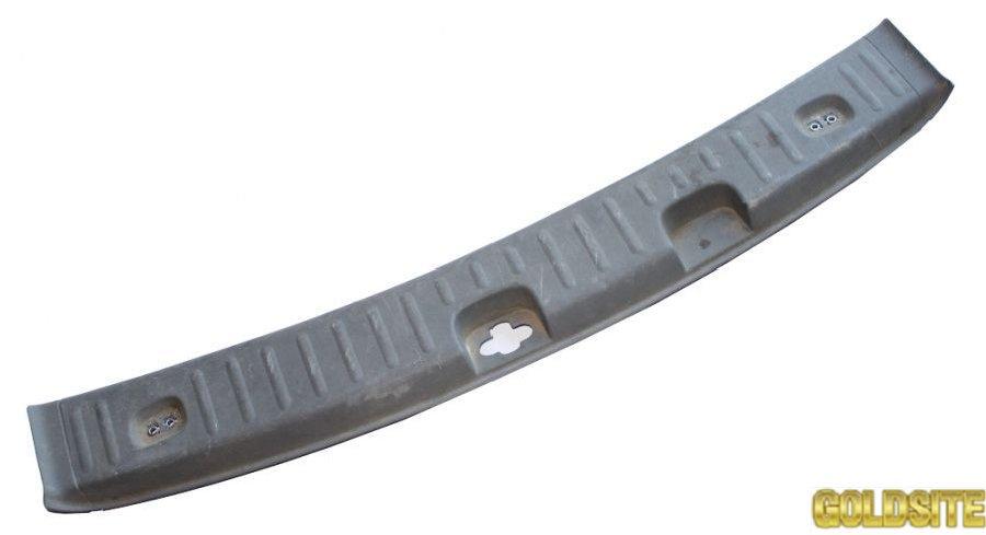 Накладка порога внутренняя задняя под ляду фольксваген кадди 2004-2010  2k0864583m,  2k0864583n