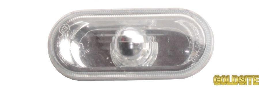 Повторитель поворота  белый фольксваген кадди 2004-  2К0949117