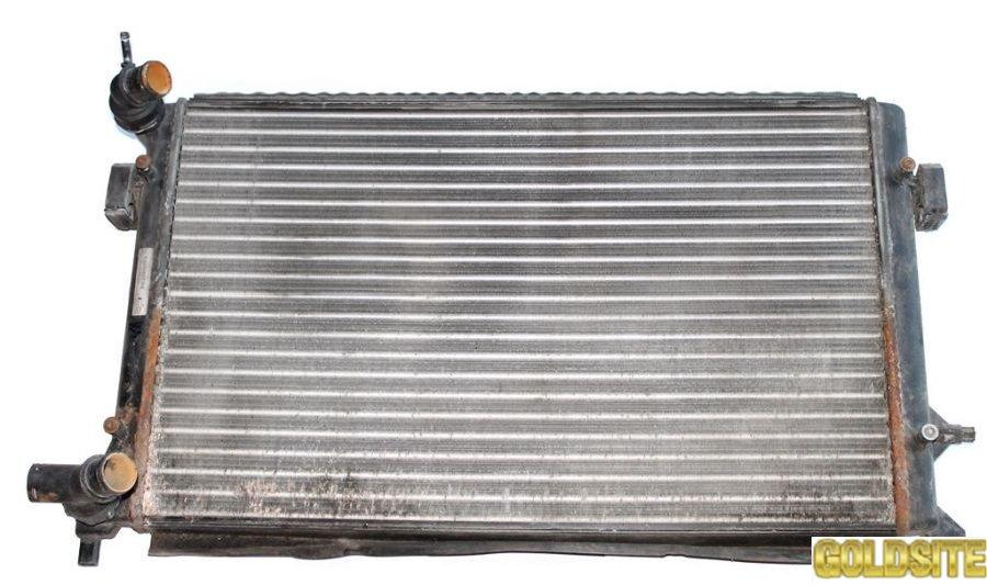 Радиатор основной 2. 0SDI фольксваген кадди 2004-2010  1K0121251P