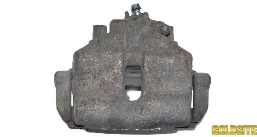 Суппорт передний левый фольксваген кадди 2004- 1k0615123e