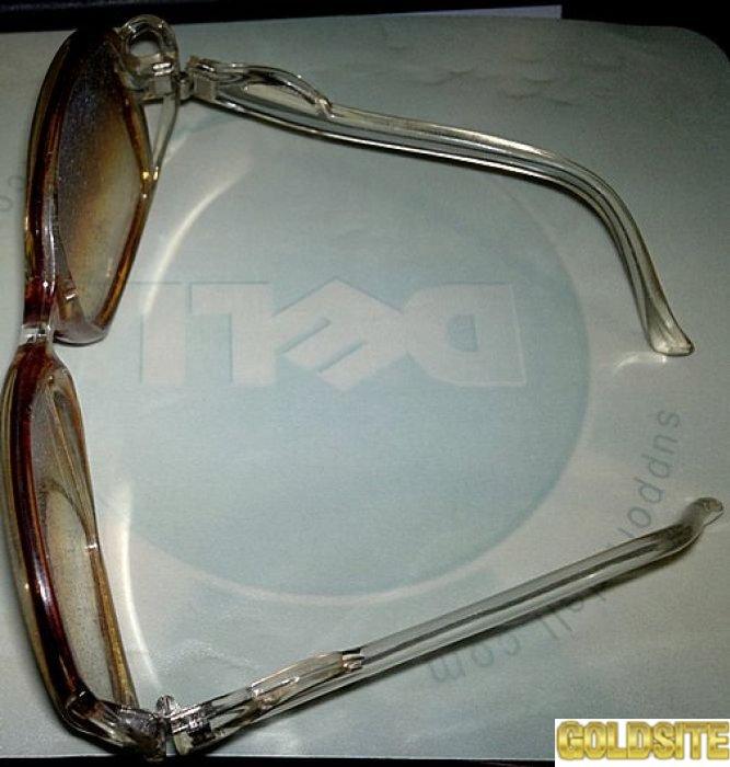 Солнцезащитные женские очки.