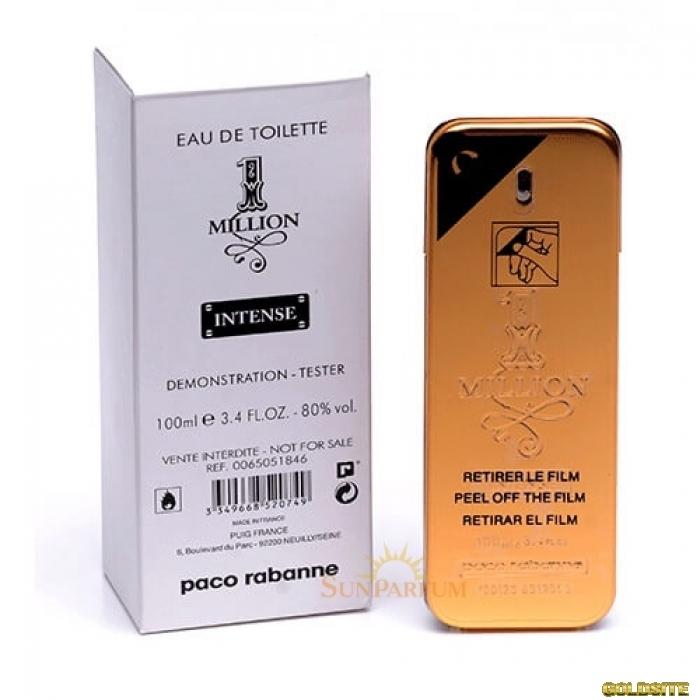 Goldsite Купить Мужские Духи Paco Rabanne 1 Million Тестер EDT 100 мл