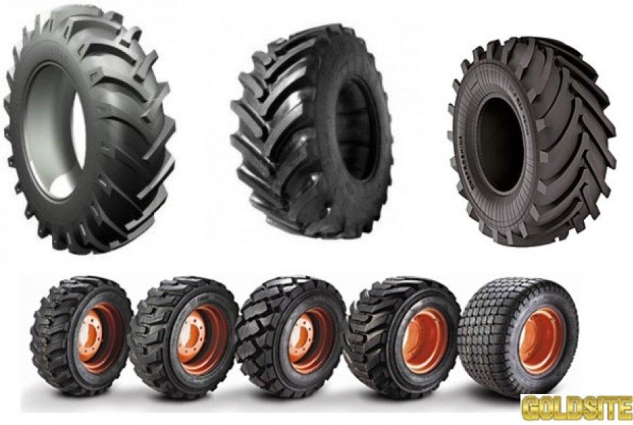 Тракторные шины.   Шины на погрузчик.  Сельхоз шины.