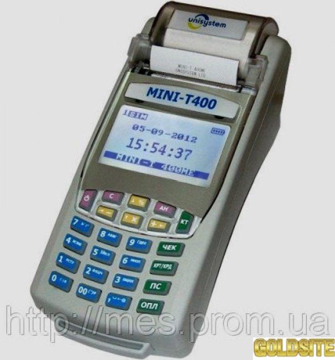 Надежный кассовый аппарат MINI-T 400МЕ
