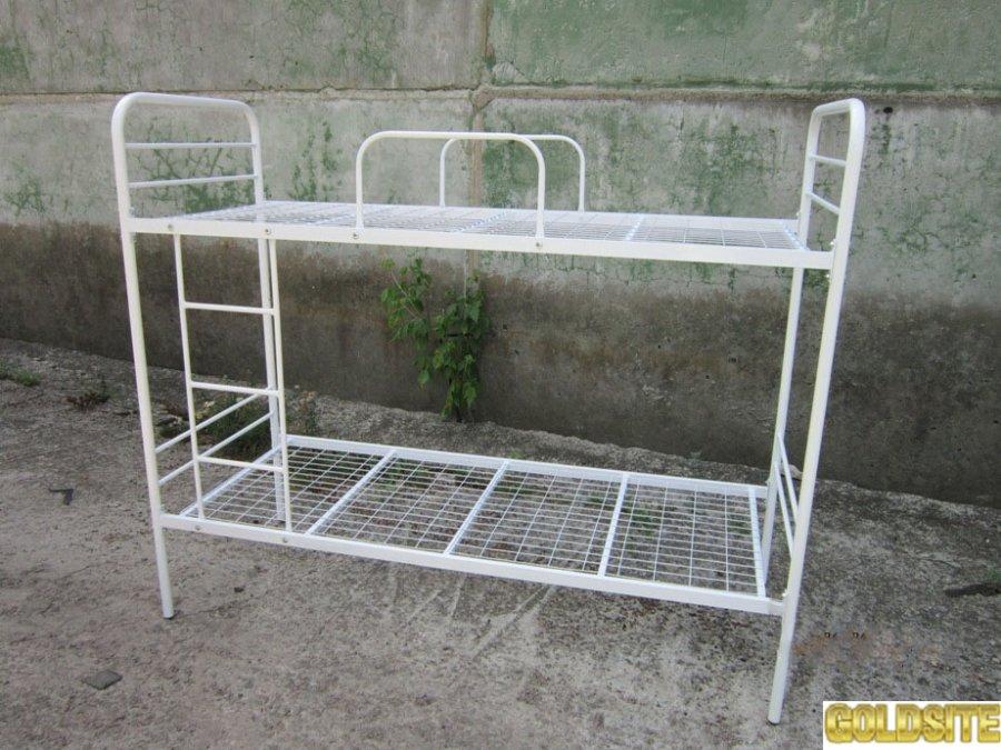 Кровать.  Металлическая кровать.  Кровать недорого