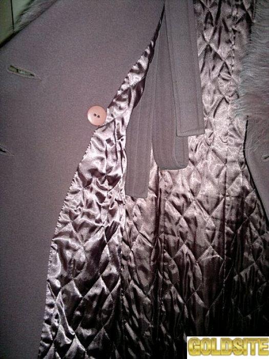Зинее женское пальто