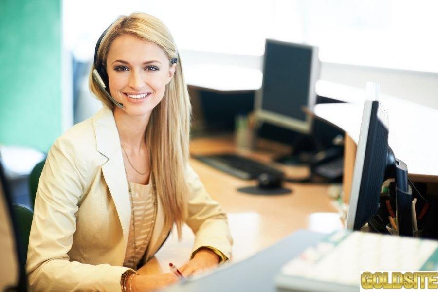 Помощник в офис (секретарь)