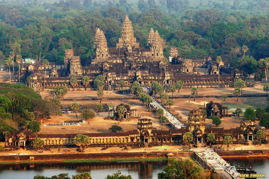 Авторский тур в Камбоджу