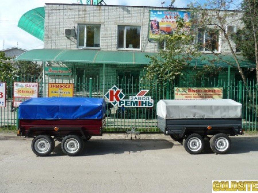Прицеп Лев - 250 и многие другие цена завода производителя дешевле не найдете