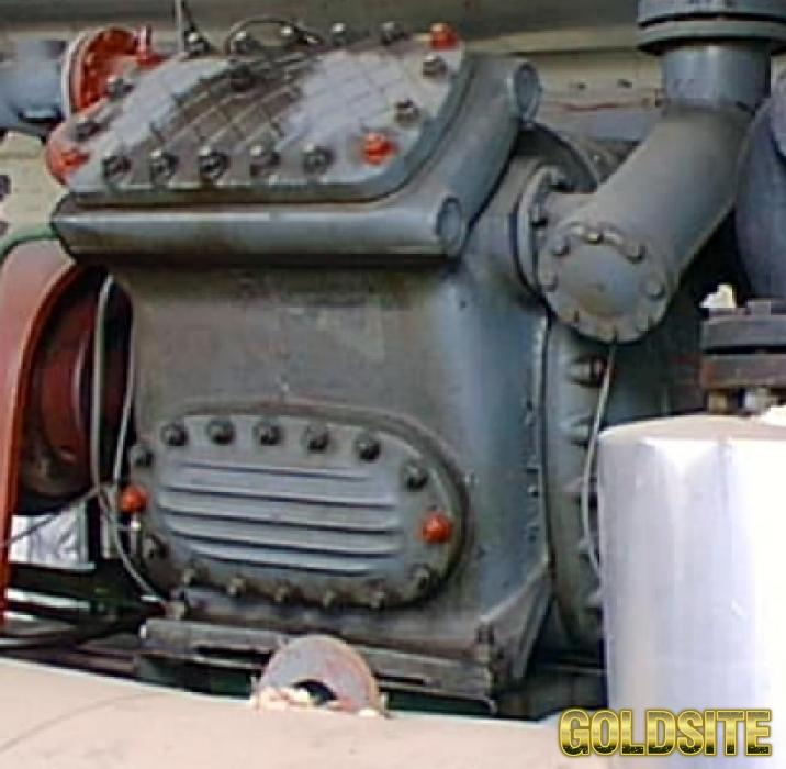 Компрессор газооткачивающий П110