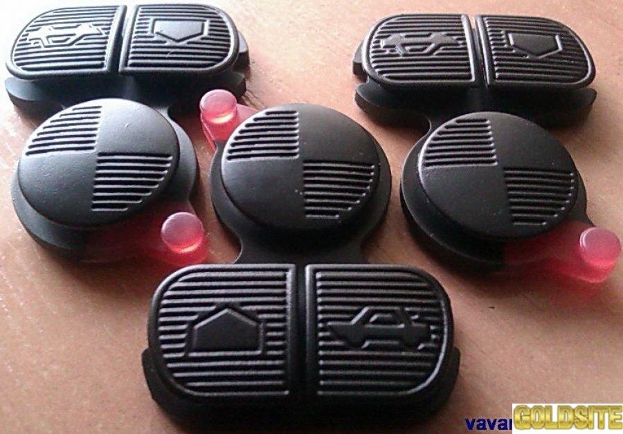 Goldsite BMW кнопки на ключ е36,   е46,   е39,   е38 (3 кн)    дорестайл.