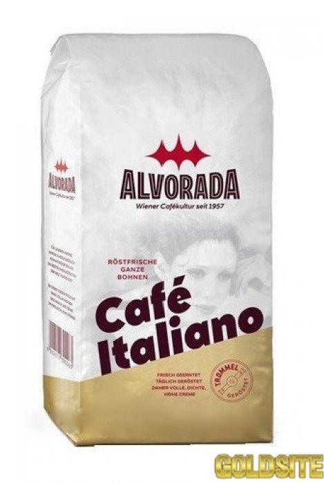 Кофе в зернах Alvorada iLCaffe Italiano 1кг 100%Ар.