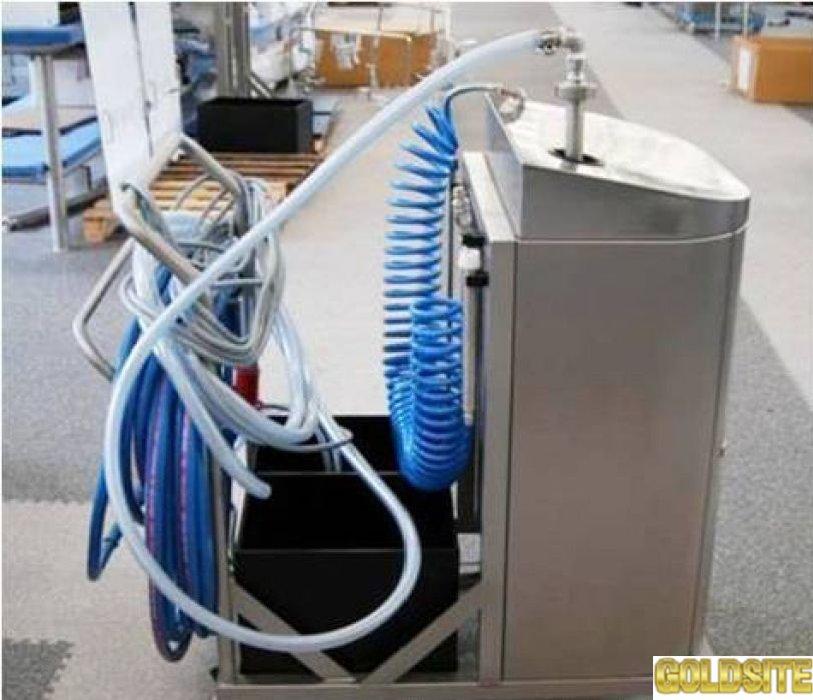 Установка пенной мойки для технологического оборудования и помещений