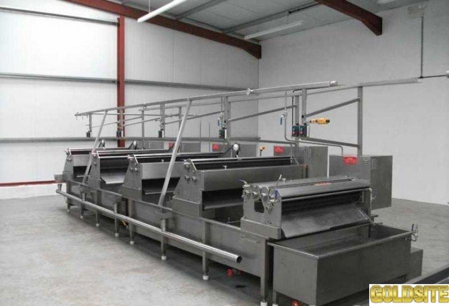 Оборудование для обработки субпродуктов и кишсырья