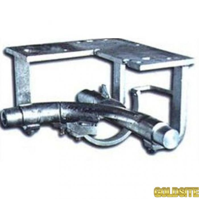Стрелки поворотные для подвесного трубчатого пути