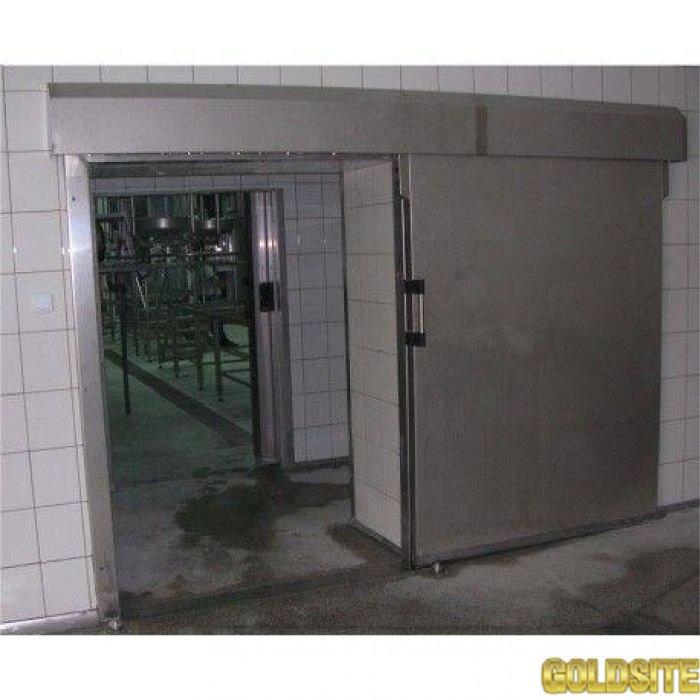 Двери холодильные.  Двери морозильные.
