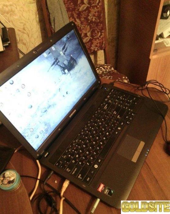 Разборка ноутбука на запчасти Samsung R523.