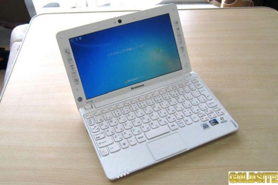 Нетбук  Lenovo S10-3s (внешне как новый , коробка,  документы)