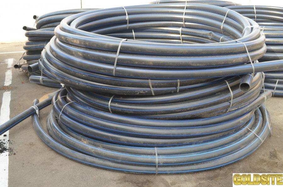 Goldsite Трубы полиэтиленовые ПЭ-100 водопроводные:  truba24 com ua