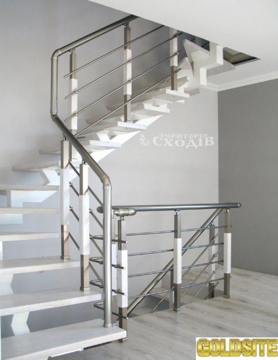 Изготовление лестниц,  перил «под ключ».