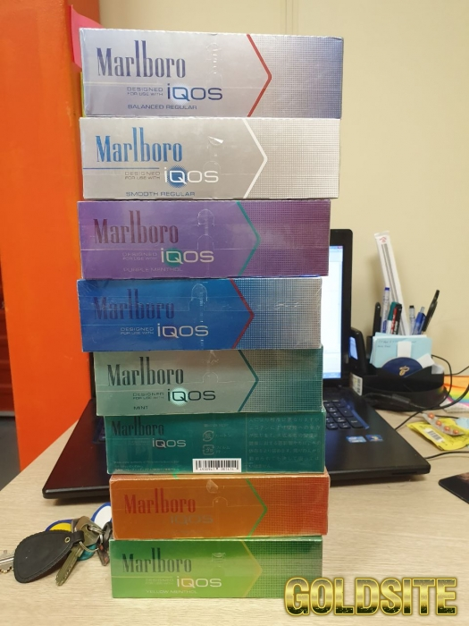 Продам сигареты и табачные стики оптом