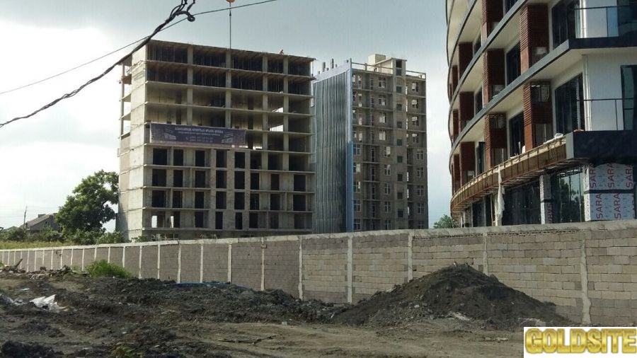 Недвижимость.  Апартаменты в Батуми.
