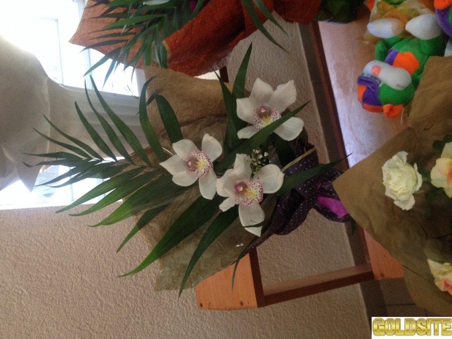 Доставка цветов Донецк ,   Ясиноватая
