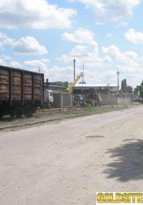 Действующее производство бетона,  склады сыпучих,  жд тупики,  Харьков.