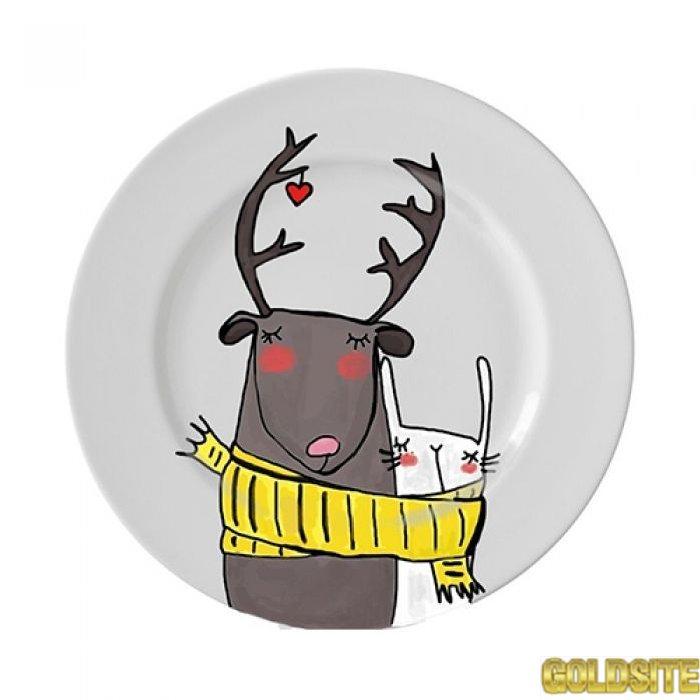Dishes by dresspect - роспись тарелок - тематическая и по вашим эскизам
