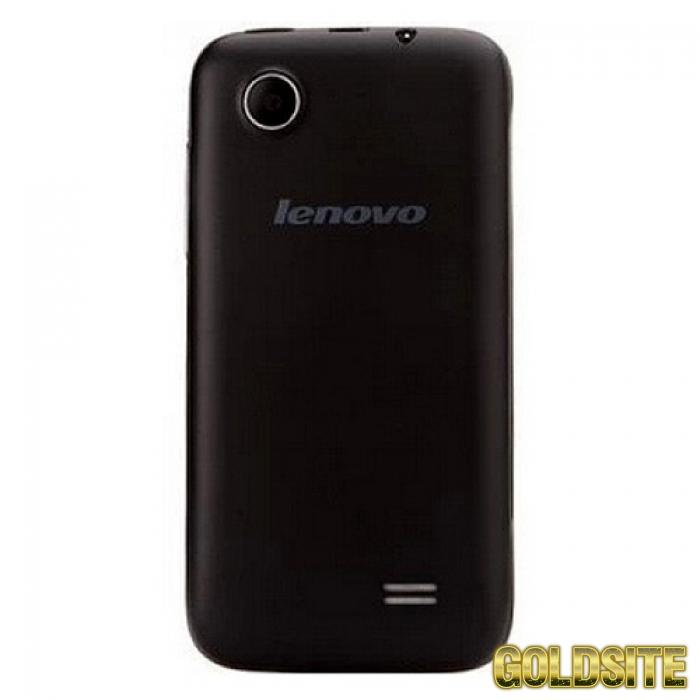 Смартфон Lenovo A308t, эк. 4дюй. 2сим. 2яд. 3. 2мп. Черный.