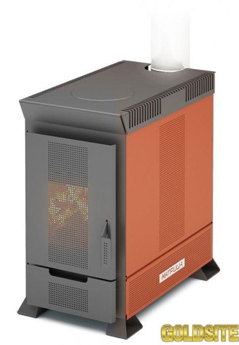 Продам Печь Матрица-100 10 кВт