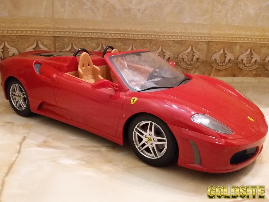 Goldsite Детская радиоуправляемая машинка Ferrari