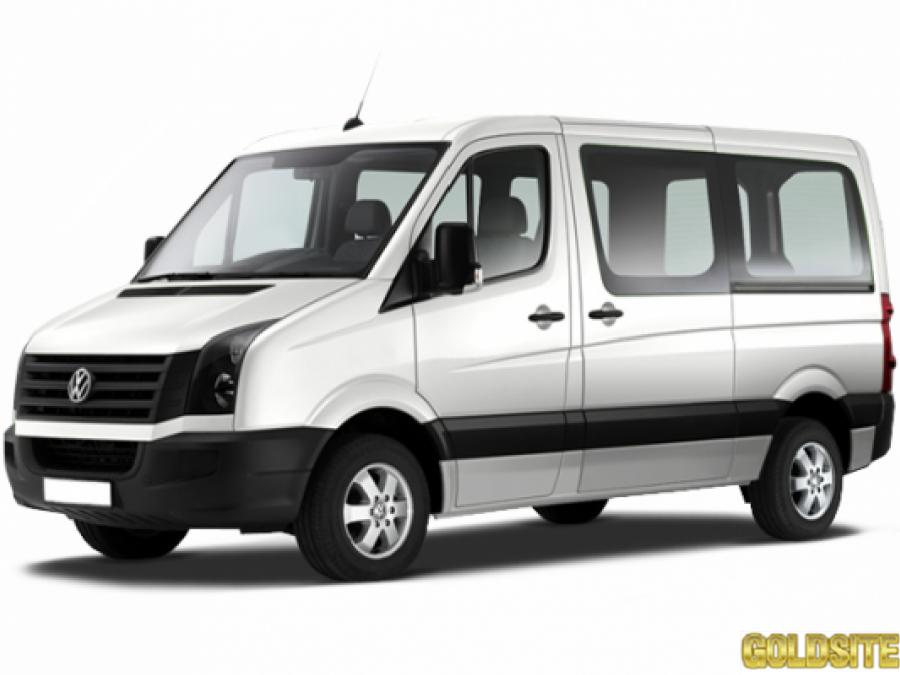 Goldsite Пассажирские перевозки Днепр - Москва - Днепр,  на микроавтобусе