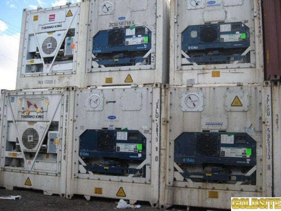 Предлагаем к продажи рефрижераторные контейнера