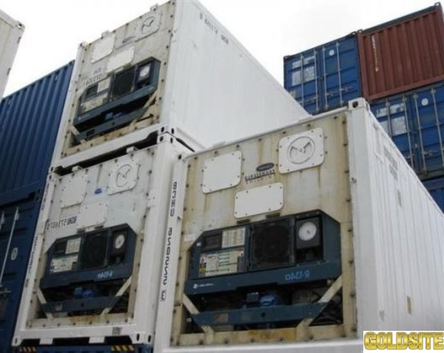 Рефрижераторы морские - рефконтейнеры